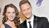 American Theatre Wing Gala  Laura Osnes  Nathan Johnson