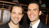 David West Read has written the perfect (hopefully, often shirtless) role for star Cheyenne Jackson.