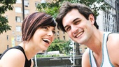 Broadway Besties  Wesley Taylor  Krysta Rodriguez