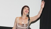 "Little Shop's original Audrey, Ellen Greene, treats fans to a live performance of ""Somewhere That's Green."""