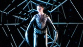 Katrina Lenk as Arachne in Spider-Man: Turn Off the Dark.