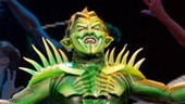 Robert Cuccioli as Green Goblin in Spider-Man: Turn Off the Dark.
