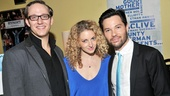 'Marry Me a Little' Opening Night — John Bell — Lauren Molina — Jason Tam
