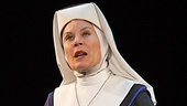 Hollis Resnik as Mother Superior in the national tour of Sister Act.