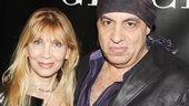 Grace  Opening Night  Maureen Van Zandt  Steven Van Zandt