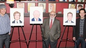 If a picture is worth a thousand words, three Sardi's portraits are worth at least a million! Catch Grace stars Michael Shannon, Ed Asner and Paul Rudd in Grace at the Cort Theatre.