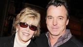 The Heiress – Jane Fonda and Sally Field Visit – Jane Fonda - Derek McLane