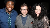 Cyrano de Bergerac Opening Night  Okieriete Onaodowan  Jamie Lloyd  Geraldine Hughes