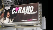 Cyrano de Bergerac Opening Night