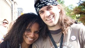 Audra McDonald &amp; Will Swenson Love Timeline  Marriage Equality March 2
