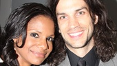 Audra rooted for her Drama Desk-nominated man, who was recognized for his star turn as Berger in Hair, at the awards ceremony on May 17, 2009.