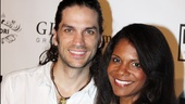 Audra McDonald &amp; Will Swenson Love Timeline  Twelfth Night opening