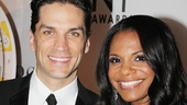 Audra McDonald &amp; Will Swenson Love Timeline  Tony night 2