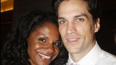 Audra McDonald &amp; Will Swenson Love Timeline  Priscilla Toronto