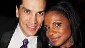 Audra McDonald &amp; Will Swenson Love Timeline  Priscilla Broadway