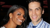Audra McDonald &amp; Will Swenson Love Timeline  Drama League