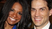 Audra McDonald &amp; Will Swenson Love Timeline  Tony night family pic