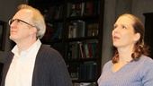 Whos Afraid of Virginia Woolf  Opening Night  Tracy Letts  Amy Morton