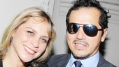 Who's Afraid of Virginia Woolf – Opening Night – Justine Maurer – John Leguizamo