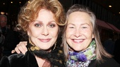 Tony-winning Broadway faves Elizabeth Ashley and Cherry Jones are huge Albee fans.