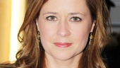 The Office star Jenna Fischer sparkles on the red carpet.
