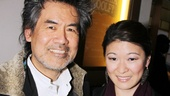 Whos Afraid of Virginia Woolf  Opening Night  David Henry Hwang  Jennifer Lim