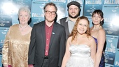 Falling- Celia Howard- Daniel Pearce- Daniel Everidge- Jacey Powers- Julia Murney