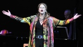 "Opera singer Susan Graham pays tribute to Cook's Music Man roots with ""Til There Was You,"" which Cook first sang on Broadway in 1957."