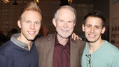 A Christmas Story Meet and Greet  Justin Paul  Joseph Robinette  Benj Pasek