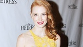 The Heiress  Opening Night  Jessica Chastain