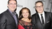 The Heiress  Opening Night  Jeffrey LaHoste  Judy Goetz Sanger  Moises Kaufman