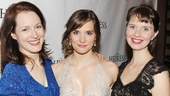 The Heiress – Opening Night – Dee Nelson – Mairin Lee – Molly Camp