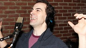 Charlie Chaplin may have been a silent film star, but Rob McClure shows off his vocal talents at MSR Studios!