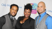 Only Make Believe Gala  Trevon Davis  Moya Angela  Nicholas Christopher