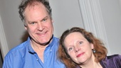Jay O. Sanders and Maryann Plunkett play siblings in Sorry, but in real life, they're happily married!