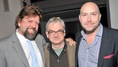 &#39;Sorry&#39; Opening Night  Oskar Eustis  Richard Nelson  Patrick Willingham