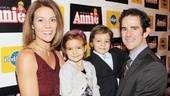 Annie- Elly Blankenbuehler - Sofia- Luca -Andy Blankenbuehler