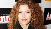 Annie film star Bernadette Peters tells Broadway.com about the fun she had while making the film.