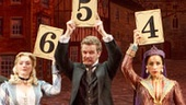 Show Photos - The Mystery of Edwin Drood - Andy Karl - Peter Benson - Betsy Wolfe - Will Chase - Jessie Mueller - Robert Creighton - Chita Rivera - Gregg Edelman