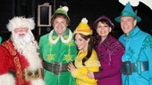 Don't forget to celebrate the holidays with Elf, starring Wayne Knight, Jordan Gelber, Leslie Kritzer, Beth Leavel and Marc Jacoby, at the Al Hirschfeld Theatre!