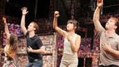 Bare  Rehearsal  Justin Gregory Lopez  Sara Kapner  Alex Wyse  Alice Lee - Gerard Canonico  Ariana Groover