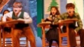 Show Photos- A Christmas Story - Johnny Rabe, Analize Scarpaci and J.D. Rodriguez