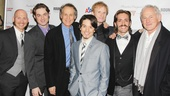 Mystery of Edwin Drood Opening Night  Justin Greer  Spencer Plachy  Jim Walton  Kyle Coffman  Nick Corley  Eric Sciotto  Victor Garber