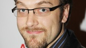 Mystery of Edwin Drood Opening Night  Alexander Gemignani