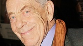 Mystery of Edwin Drood Opening Night  Morley Safer