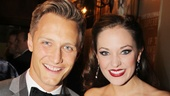Mystery of Edwin Drood Opening Night  Nathan Johnson  Laura Osnes