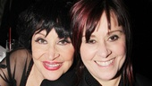 Mystery of Edwin Drood Opening Night  Chita Rivera  Lisa Mordente