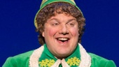 Jordan Gelber as Buddy in Elf.