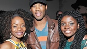 The Piano Lesson – Opening Night – Marsha Stephanie Blake – Corey Hawkins - Joaquina Kulakango