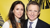 Disney Theatrical president Thomas Schumacher thanks Tony winner Julie Taymor for her unbelievable contribution to The Lion King.